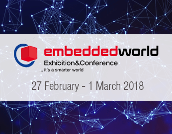 embedded-world 2018