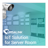 Ursalink Provides Stable And Secure Internet Access For Video Surveillance In Server Room
