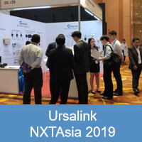Ursalink Showcases Its New Products At NXTAsia 2019