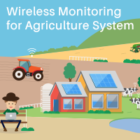 Wireless Sensor Network Based Monitoring For Agriculture System