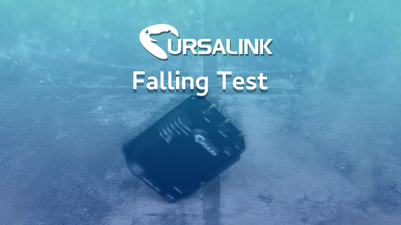 Falling Test for UR32 Industrial Cellular Router
