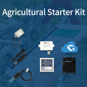 LoRaWAN Kit For A Quick Proof Of Concept In Creating A Smart Agriculture