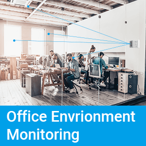 Upgrade Office With IoT: Energetic Office Environmental Monitoring