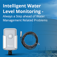 Intelligent Water Level Monitoring – Always A Step Ahead Of Water Management Related Problems