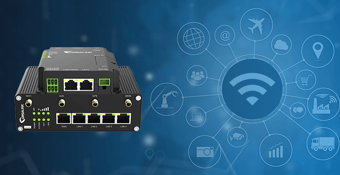 Industrial Cellular Router Applications