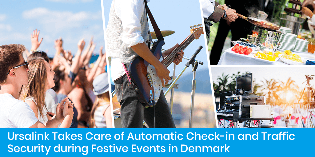 festive-event-traffic-security-automatic-checkin-denmark