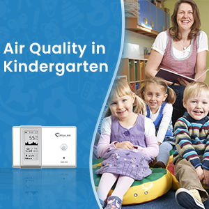 Indoor Air Quality In Kindergarten Is The Cornerstone To Create Comfort And Foster Well-being