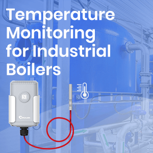 Temperature Monitoring For Industrial Boilers