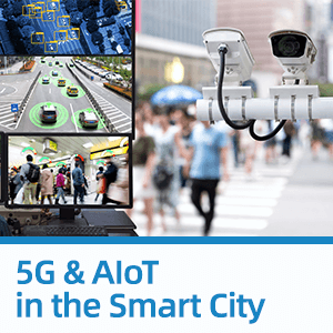 5G And AIoT Paving The Road To Smart Transport In Modern Cities