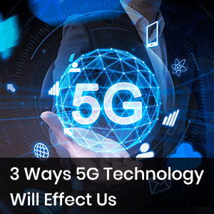 5G Cellular Router: 3 Ways 5G Technology Will Effect Us
