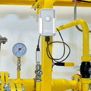 Build Up LoRaWAN® Wireless Sensor Networks For Leak Detection In Gas Pipe